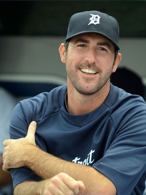 Justin Verlander - Best Pitcher in the MLB... and guess what ... he plays for my favorite team!