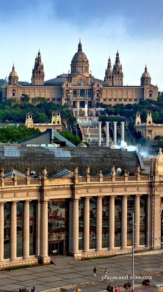Museo Nacional de arte de Cataluña, Barcelona, España.