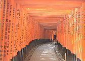 Fushimi Inari-taisha Shrine - Kyoto