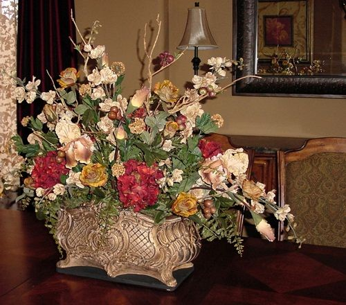 Dining Room Centerpieces Outstanding Centerpiece For