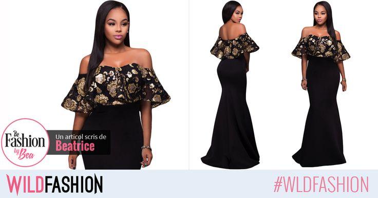 O tinata de senzatie se pregateste din timp, iar aceasta rochie este perfecta daca vrei sa arati ca o diva la urmatorul eveniment: