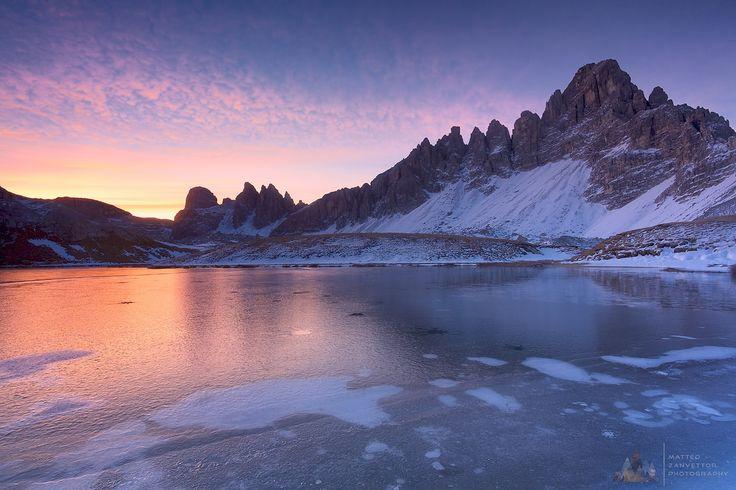 Frozen Ground by Matteo Zanvettor on 500px
