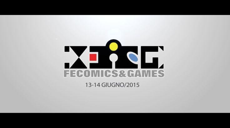 Trailer FEcomics & Games 2015