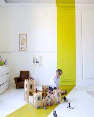 9 best images about Breaking Rules sur Pinterest Plafond sombre - Peindre Un Encadrement De Porte