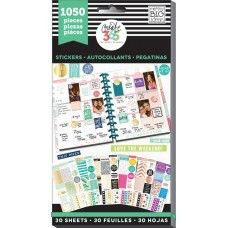 €20.95 MAMBI Value Stickers - Color Coordinated Sheets 1050