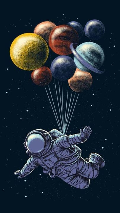 Fondos – •A Space Odyssey• ♥️