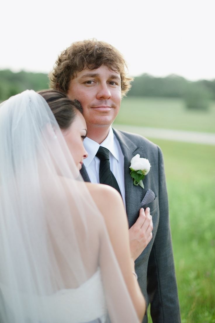Official photos from PGA Golfer Jason Dufner's wedding