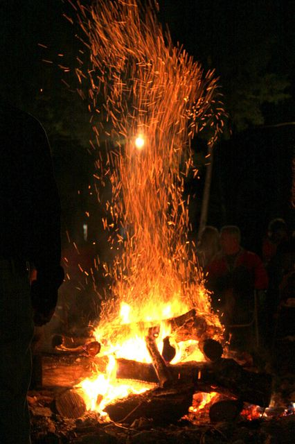 Bonfire | Here's to hoping you can stay warm on these cold a… | Flickr