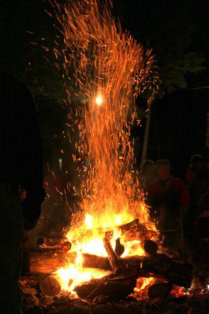 Bonfire by SeeMidTN.com (aka Brent), via Flickr