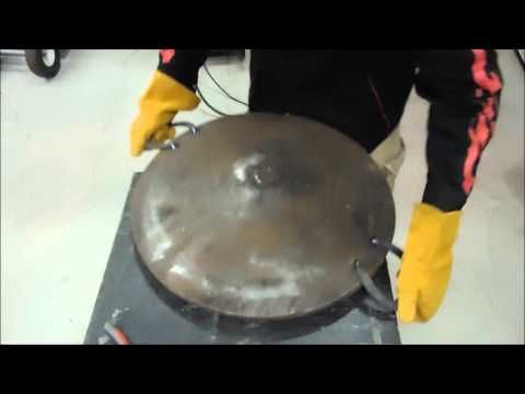 How To Make A Plow Disk Cooker – Page 2 – DIY CREATED