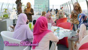 Ketika Muslimah Hobi Nongkrong Tanpa Mengenal Waktu