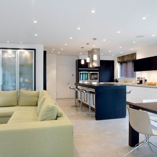 Open Up With Open Plan Kitchens | Rooting U0026 Tooting   The Edible .