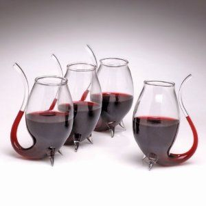 Wine sippy cups?  Who wouldnt love these?!?