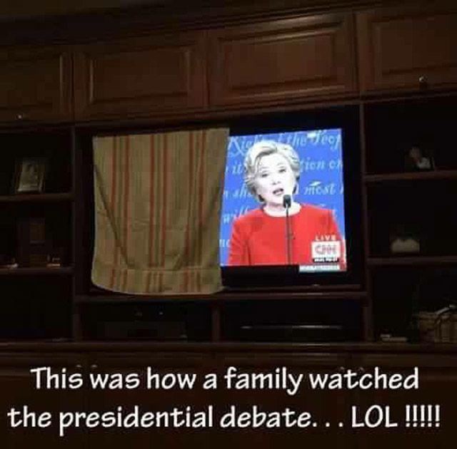 Funniest Presidential Debate Memes: Watching the Presidential Debate