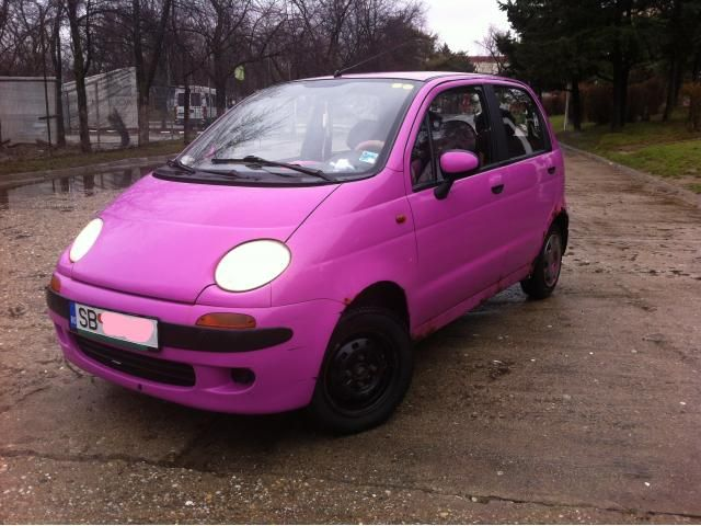 Daewoo matiz 2004, violet Bucuresti - Anunturi gratuite - anunturili.ro