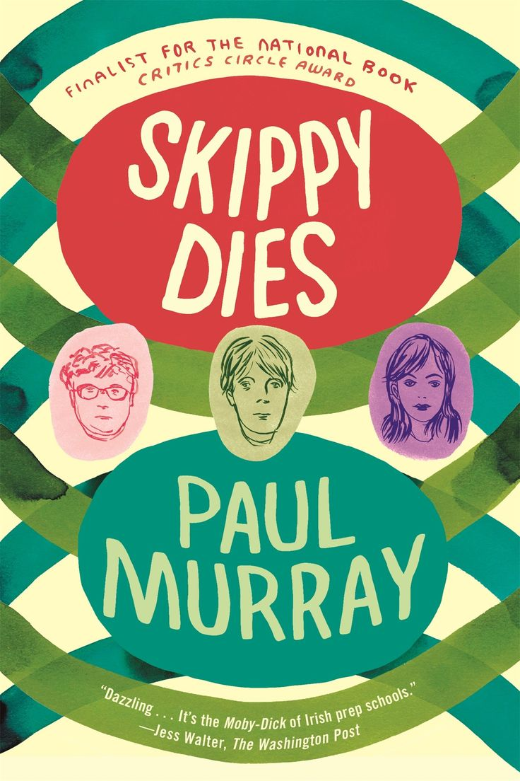 #SkippyDies is a 2010 #tragicomic #novel by #PaulMurray. It was #shortlisted for the 2010 #CostaBook #Awards, #longlisted for the 2010 #ManBooker #Prize, and was a #finalist for the #NationalBook #CriticsCircle #Award. The #novel began as a #shortstory, concerning a #pupil and a #teacher, but it quickly #outgrew this as #Murray created further #characters.