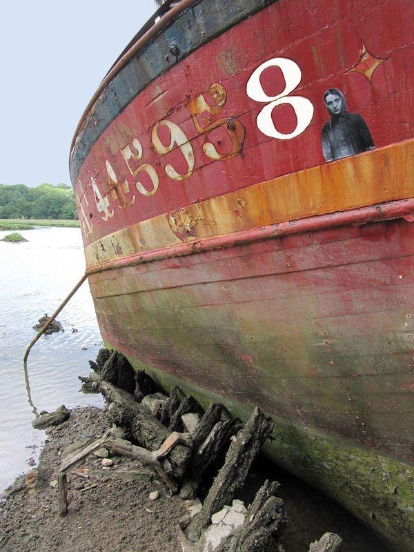 Les 25 meilleures id es concernant coque bateau sur pinterest tag re de bateau bibliotheque - Peinture coque bateau ...