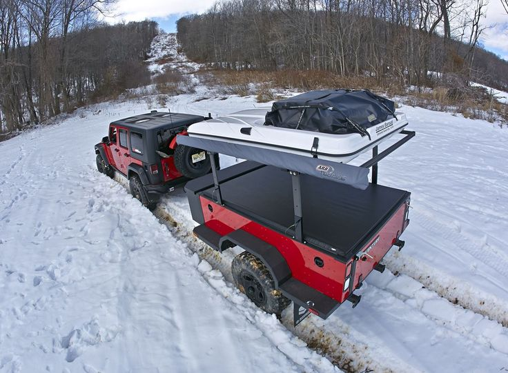 <p>This off road trailer is highly customizable and can be ordered just as or we can outfit it for you. Due to this it is currently unavailable to be purchased through our site. To order or for more detailed information please contact us to talk to an expert and allow us to outfit your off-road trailer specific to your needs.</p>