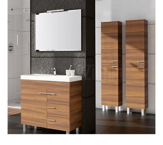 Szafka podumywalkowa / washbasin cabinet ATILE 80/3 PIEMONTE | Meble łazienkowe / bathroom furniture ELITA