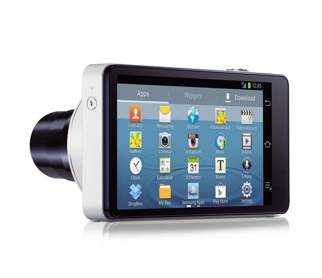 Samsung Galaxy Camera (Android)