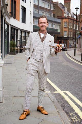Stil Sahibi Erkekler: Thomas Stubbs | Vogue Is Art
