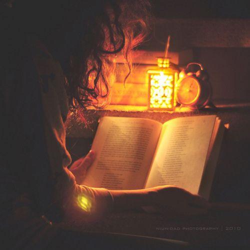 Writing away the demons den