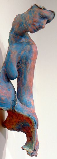 George Segal. painted sculpture