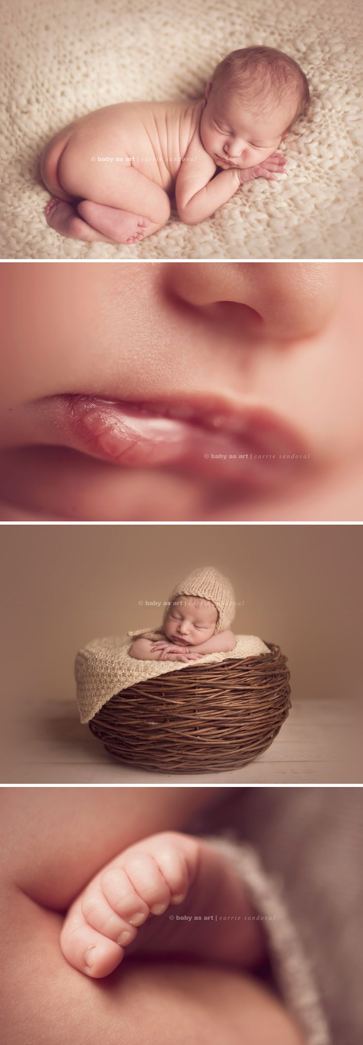 Adorable Infant Photography