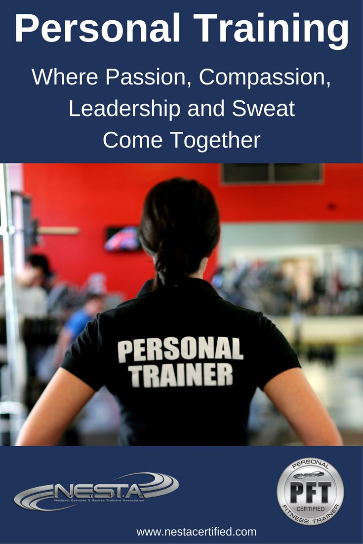 The 25 best fitness trainer certification ideas on pinterest become a certified personal fitness trainer is an incredibly rewarding career its where passion xflitez Gallery