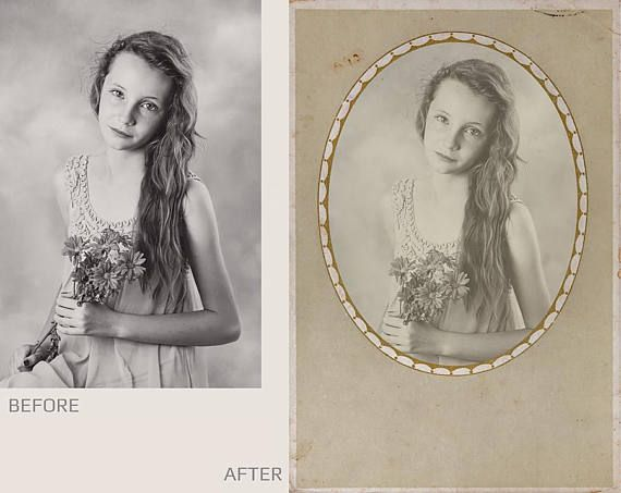 Frame Vintage Digital Overlay Photoshop Overlays Frame Photo Overlay Photography Overlays Old Photo Overlays Vintage Textures Photoshop Overlays Photo Overlays Digital Overlays