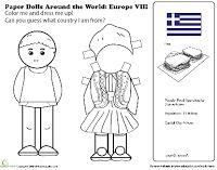 Κατασκευές για παιδιά για την 25η Μαρτίου 1821 ~ Mama from Greece