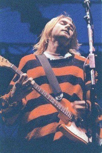 Kurt Cobain Death Photos Graphic | Via Carolyn Abel