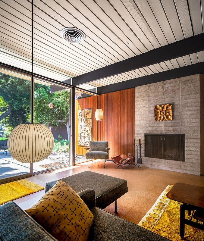 Best 25  Mid century living room ideas on Pinterest modern and interior