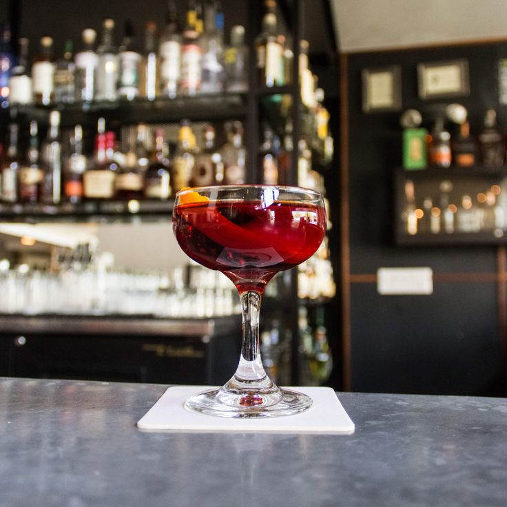The Best Cocktails in Portland Right Now (Not Just During Cocktail Week)