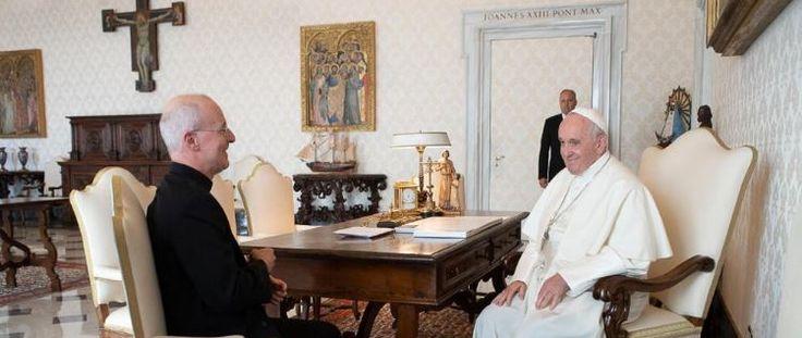 La Oficina de Prensa de la Santa Sede ha informado hoy que el Santo Padre ha recibido …   – INFOVATICANA