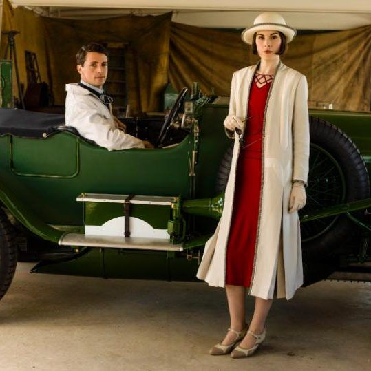 The fashion secrets of Downton Abbey's success, all the latest ...