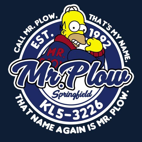 Mr plow - NeatoShop