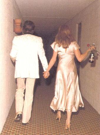 Eric Clapton and Pattie Boyd | I Love Eric | Pinterest