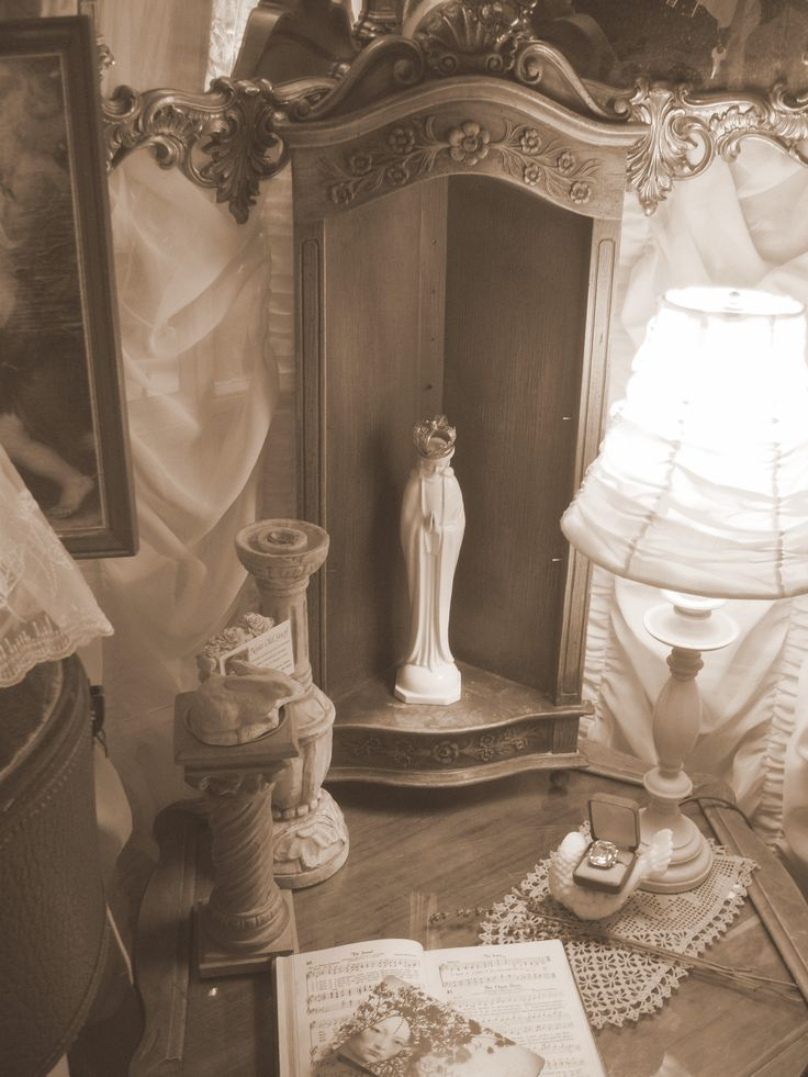 42 Best Home Altar Ideas Images On Pinterest