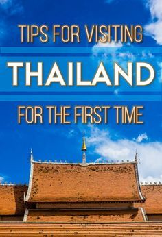 Tips for Visiting Thailand for the First Time  #travel #travelling #destinations #travelblogger #travelstories #travelinspiration #besttravel #tourism #travelwriter #travelblog #traveldeeper #traveltheworld #Thailand #ThailandTravel   http://adventuresoflilnicki.com/