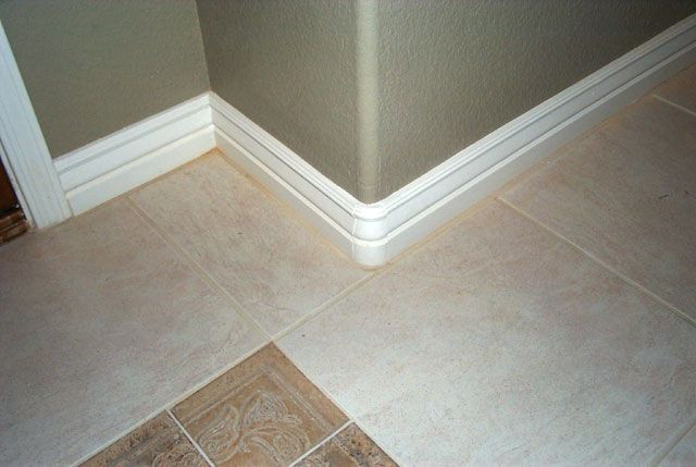 Painting Interiors Rounded Corners Bing Images Baseboards Trim Work