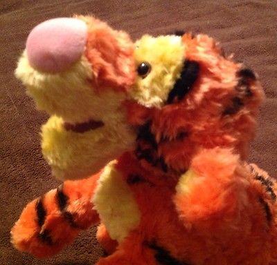 "Disney Store Tigger Plush 14"" Winnie The Pooh Friends | eBay"