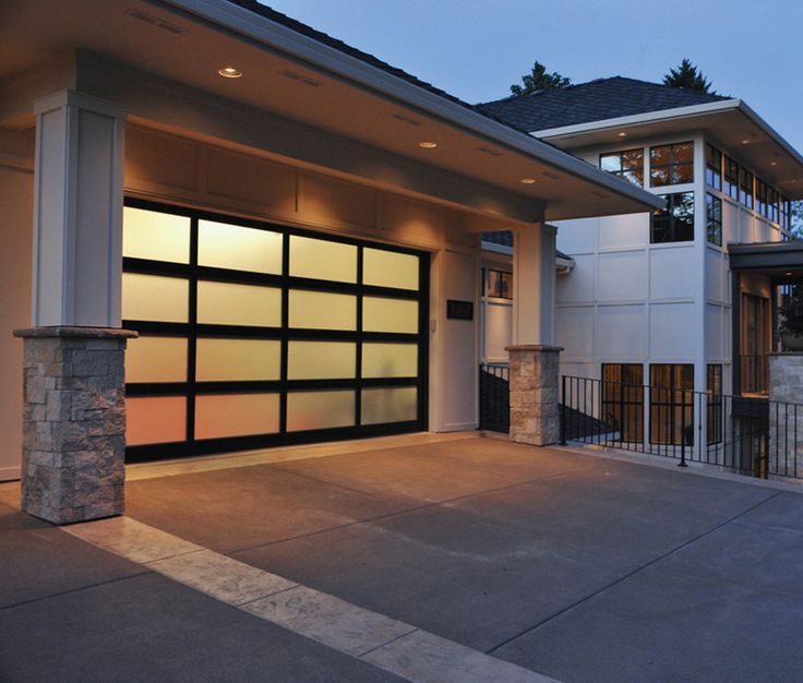 Designer Garage Doors Residential Classy Design Ideas