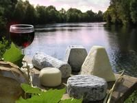 Gastronomie et vins de Loire, taste the Loire Valley : wines, cheese and even more...