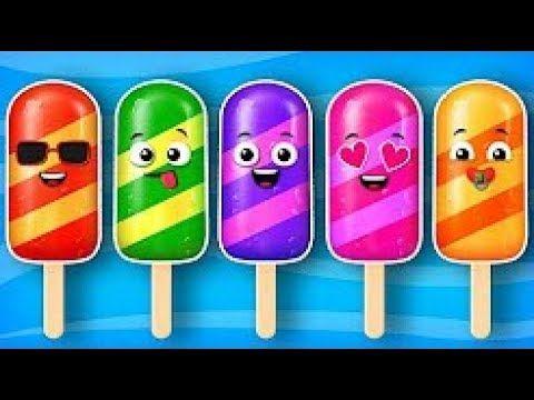 The Finger Family Ice Cream Nursery Rhyme   Ice Creams Finger Family Songs   Daddy Finger Song