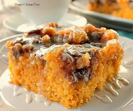 Incredibly delicious…a dense moist sweet potato cake that tastes like a cinnamon roll. Paul and I absolutely love sweet potatoes. We love them any way we can have them, even in cake. I saw this recipe on a Face Book recipe group called GFCAV Presents Food Recipe Central. It was posted by Sharon...Read More »