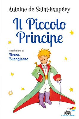 I miei magici mondi: Recensione: Il piccolo principe di Antoine de Sain...