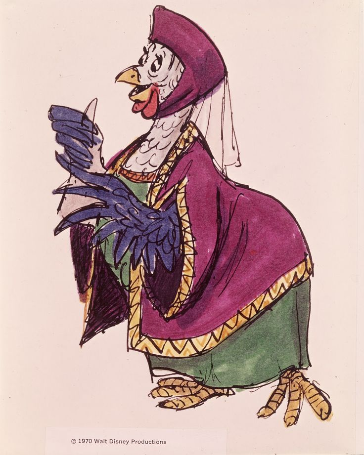 Robin Hood Ken Anderson 14