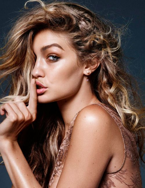Gigi Hadid by Alique || Vogue Netherlands