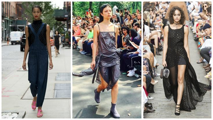 NY Fashion Week S/S17: The sidewalk is the new catwalk